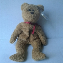 Ty Beanie Baby Curly  with Errors - $4,000.00