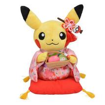 Pokemon Centre Original Tea Party  Pikachu Plush Japan Limited female Ver. - $69.99