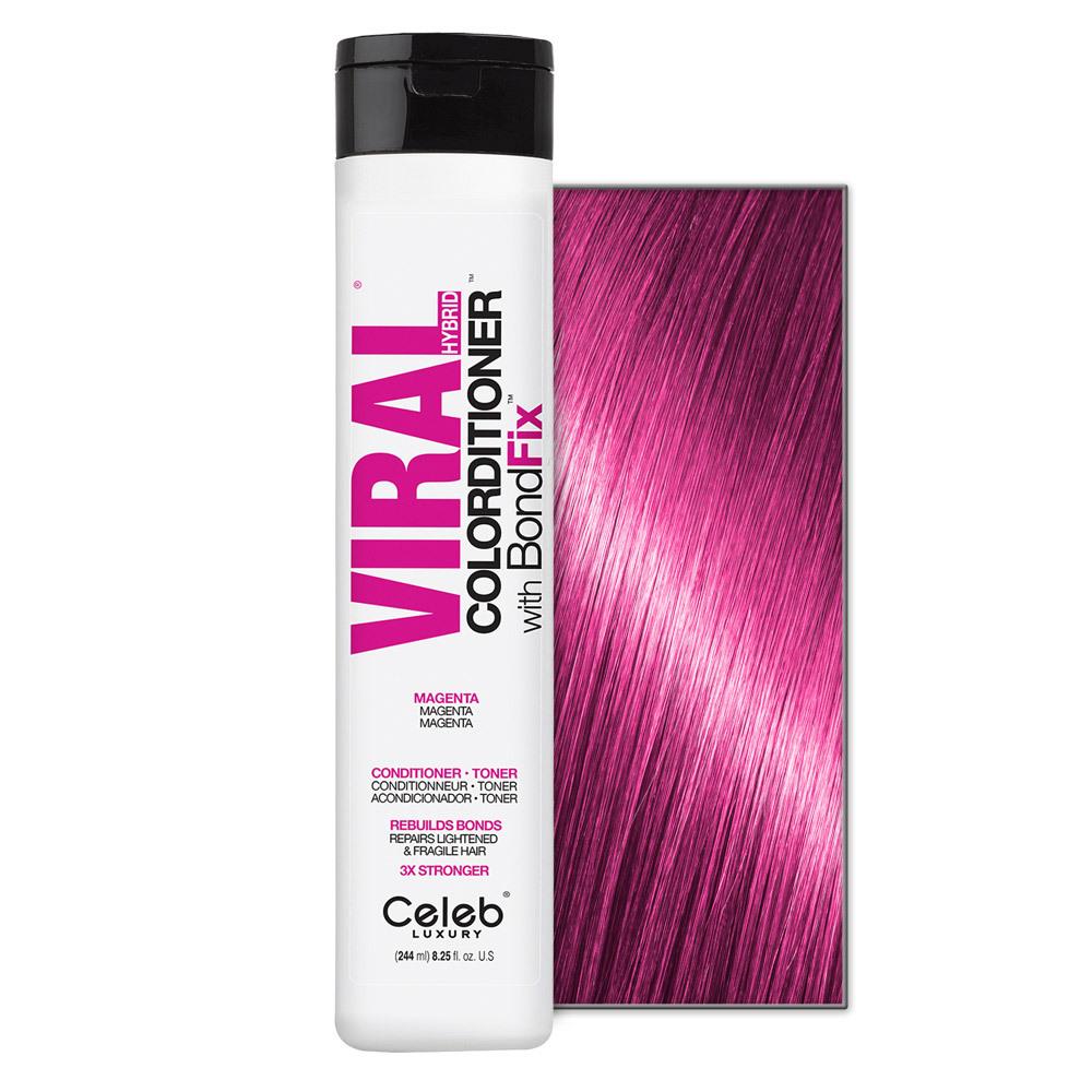 Celeb Luxury Viral - Vivid Magenta Colorditioner 8.25oz