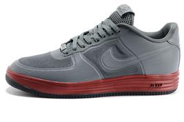Nike Lunar Force1 Fuse Nrc Quick Huelga Talla:10.0 Gris Lobo 573980 002 - $79.07