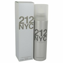 212 Perfume by Carolina Herrera - 5 oz Deodorant Spray (Can) 100% Authentic - $37.31