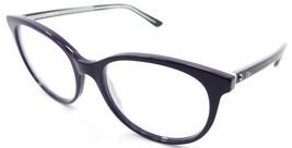 Christian Dior Rx Eyeglasses Frames Montaigne 16 NHI 53-18-140 Purple Pink Black - $161.70