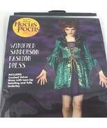 Hocus Pocus Adult Medium Winifred Sanderson Costume Dress Sisters  - $49.99