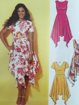 McCalls Sewing Pattern 7315 Ladies Misses Dresses Size 14-22 New - $17.79