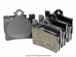 Mercedes w215 w220 REAR Brake Pad Set GENUINE +1 YEAR WARRANTY - $98.80