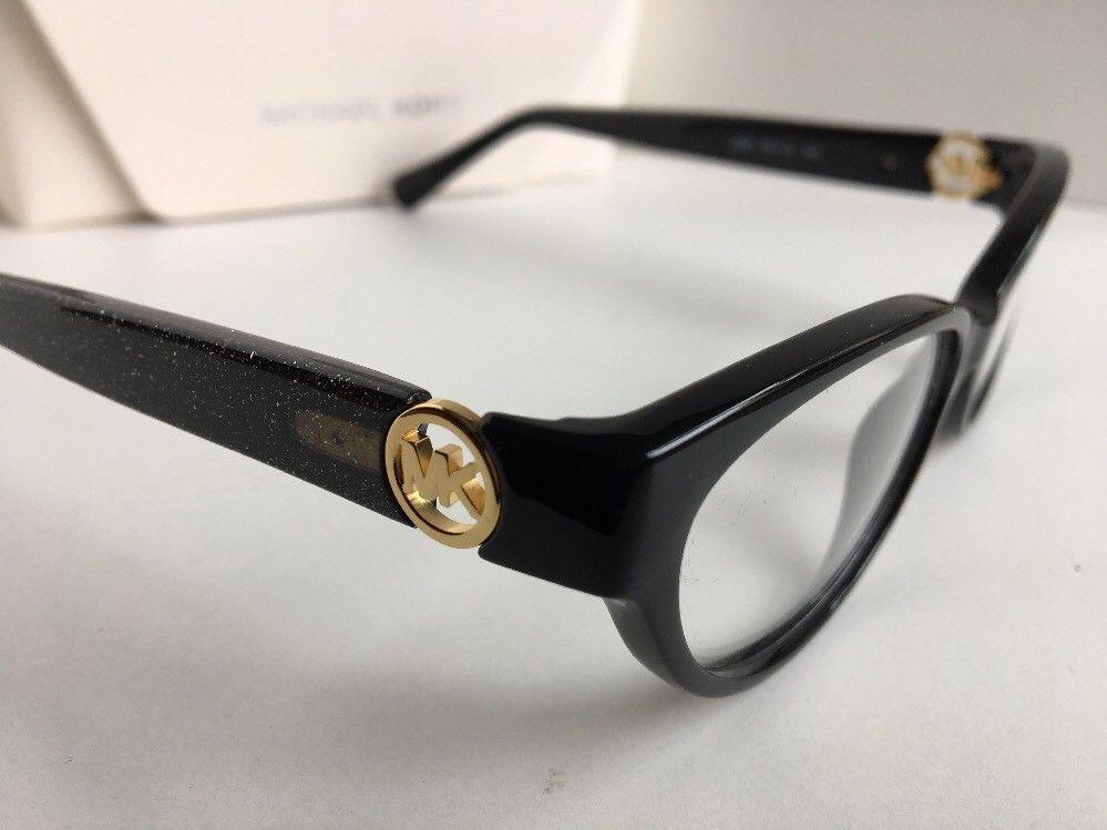 New MICHAEL KORS MK 8017 3099 52mm Cats Eye Women's Eyeglasses Frame
