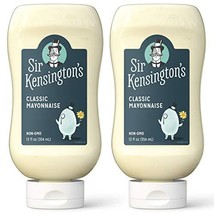 Sir Kensington's  Classic Mayonnaise 12 oz, 2 count