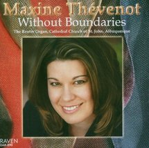 Without Boundaries [Audio CD]  Maxine Thevenot   Gospel CD # 70 - $19.95