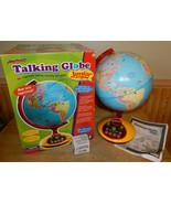 GeoSafari Jr Talking Globe Junior Educational Insights Tested Perfect  - $47.02