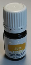 New-Young Living Lemon Essential Oil 5 Ml - $13.00