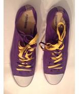 Converse Chuck Taylor All Star Lo Electric Purple Womens 15 Men 13 Sneak... - $36.94