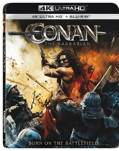 Conan  [4K Ultra HD + Blu-ray]
