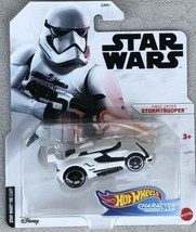 Hot Wheels Star Wars FIRST ORDER STORMTROOPER 2019 Character Car - Sealed - $5.99