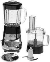 Cuisinart BFP-703CH SmartPower Duet Blender and Food Processor, Chrome N... - $109.98