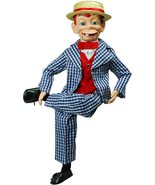 Mortimer Snerd, Famous Ventriloquist Doll, Who Acts Dumb - $99.99