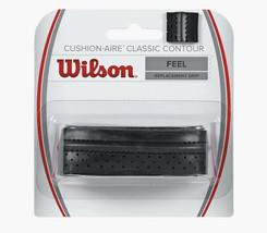 Wilson Cushion-Aire Classic Contour Tennis Grip Badminton Racket Grip WR... - $13.57