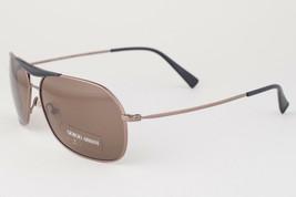 Giorgio Armani 456 PRP X7 Brown / Brown Sunglasses - $117.81