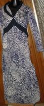 Vintage 70s MOD Op Art long sleeve maxi Dress gown size 12 - $1.499,29 MXN