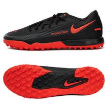 Nike Phantom GT Academy TF Football Shoes Soccer Cleats Black CK8470-060 - $91.99