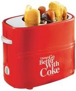 Fast Pop Up Hot Dog Bun Toaster Breakfast Maker Party Retro Appliance Se... - $38.98