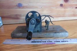 Vintage Transformer ? part antique industrial ? hand crank steampunk woo... - $57.92