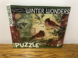 Susan Winget Winter Wonderland 1000 Piece Jigsaw Puzzle - New Sealed - $10.69