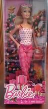 Barbie christmas morning 2014- item#CDB27 - $9.99