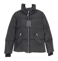 Mackage Black Camouflage Greg-J Down Coat Black Men's Sz M - $643.99