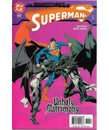The Adventures of Superman Comic Book #622 DC Comics 2004 NEAR MINT NEW ... - $3.50