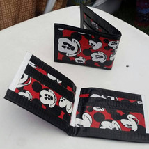 Mickey Mouse Bi-Fold Duct Tape Wallet - $8.99