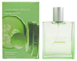 Bath & Body Works Luxuries Cucumber Melon Eau de Toilette 1.7 oz / 50 ml - $154.00