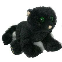 "Ganz Webkinz Halloween Black Cat Plush Stuffed Animal HM135 No Code 11.5"" - $13.26"