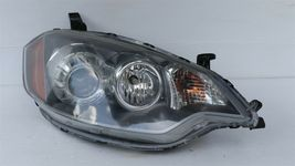 07-09 Acura RDX XENON HID Headlight Lamp Passenger Right RH - POLISHED image 3