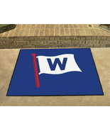 Chicago Cubs Fly the W Area Rug - $47.90