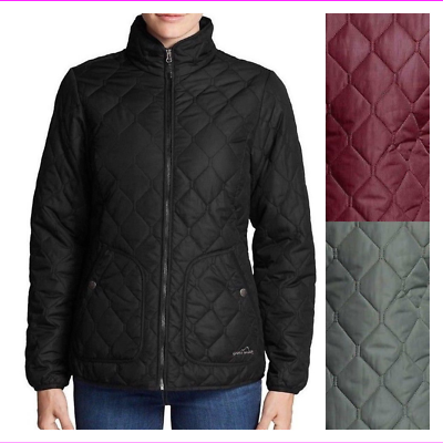 Primary image for Eddie Bauer Women's Mod Quilt Light Jacket