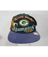 Green Bay Packers vtg NOS NWT 1997 Super Bowl 31 XXXI Official Locker Ro... - $24.75