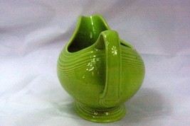 Homer Laughlin 1999 Fiesta Charteuse Gravy Boat image 2