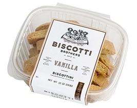 Biscotti Brothers Bakery Vanilla Biscottini, 10 Ounce - $15.53