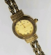 Vintage Tecnibond Ladies Watch Gold Rope Runs image 2