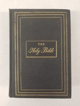 The Holy Bible Douay-Confraternity New Catholic Edition P J Kennedy & So... - $7.38