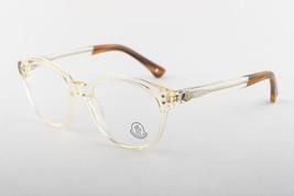 MONCLER MC023-V02 White Gold Eyeglasses MC 023-V02 - $146.51