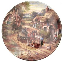Bradford Exchange Wedgwood Limited Edition Early Morning Milk from The C... - $31.84