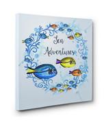 Sea Adventures Ocean CANVAS Wall Art Home Decor - $17.33+