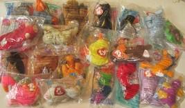 Lot of 21 TY Teenie Beanie Baby mixed McDonalds happy meal toys 1996 & 1... - $24.99