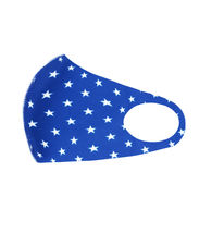 USA Flag Patriotic Reusable Protection Face Cover Stretch Cloth Handmade Mask image 3