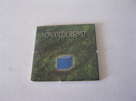 2003 Age of Mythology Board Game Piece: Favor Forest Producing Tile - $1.00