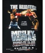Fernando Vargas vs. Shane Mosley July 15 2006 B... - $10.99