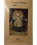 """Pattern Erin 14"""" Cloth Doll & Ragbunny 3"""" (cut) - $3.99"""