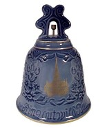 1982 Bing Grondahl New Year Bell St. Stephens Cathedral B & G Limited Ed... - $15.95