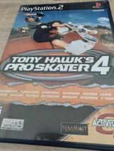 Sony PS2 Tony Hawk's Pro skater 4 image 1